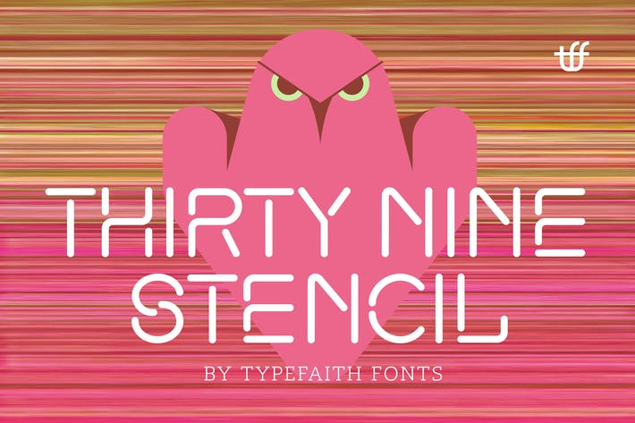 Thumbnail for ThirtyNine-Stencil
