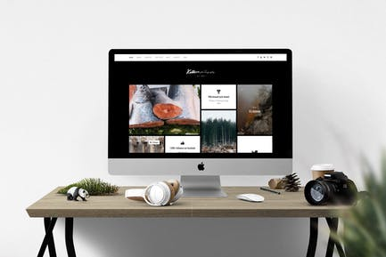 Killeen – Contemporary Portfolio for Photographers