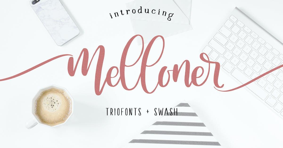 Download Melloner Fonts by alit_design