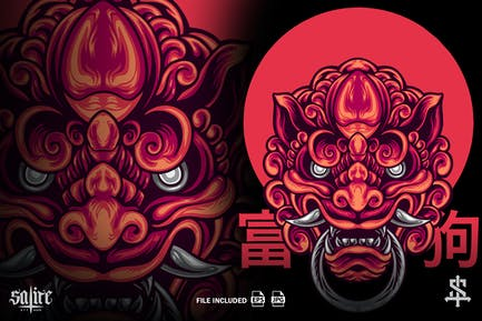 The Foo Dog Chinese Culture