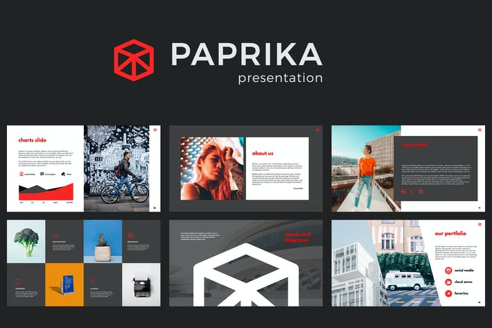Thumbnail for Paprika Keynote Presentation