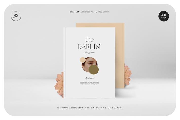 Thumbnail for Darlin Editorial Imagebook