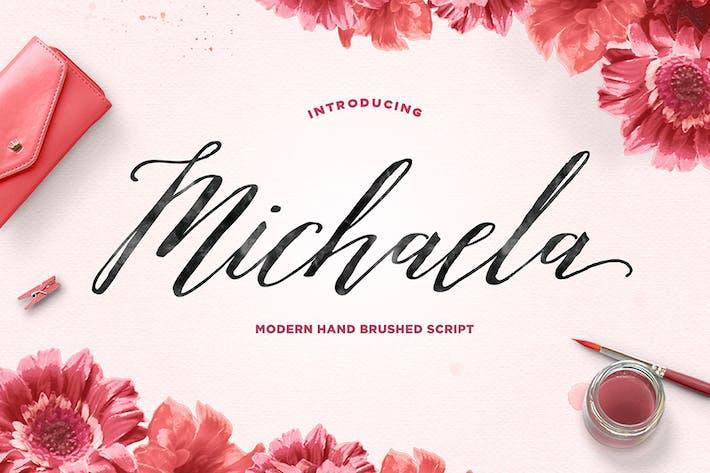 Cover Image For Michaela Script