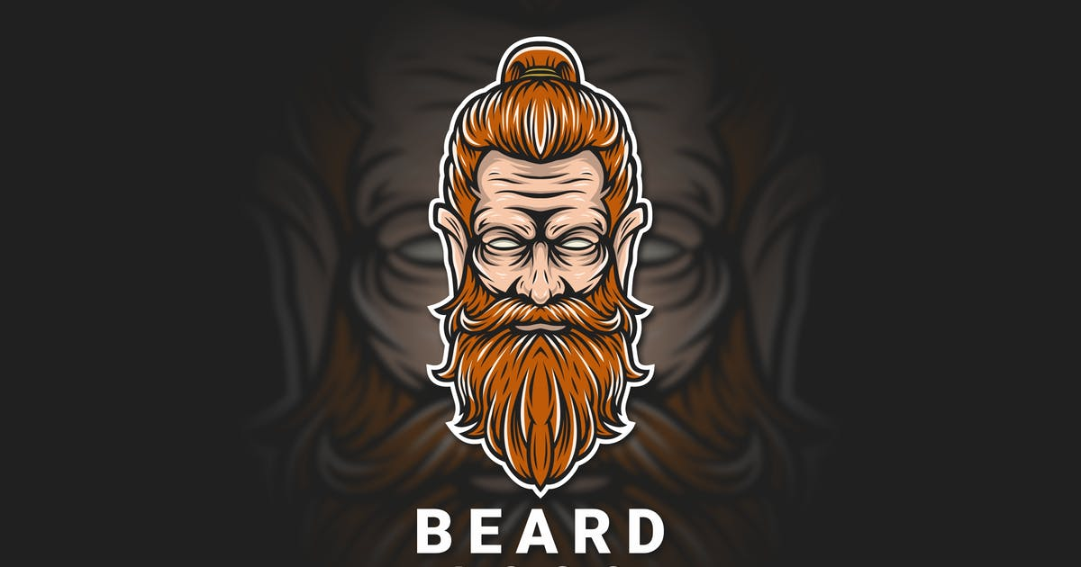 Download Beard Logo by hisher