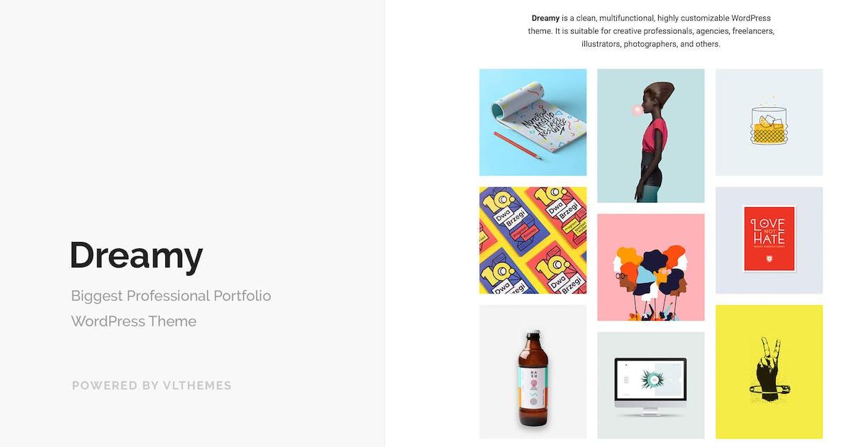 Download Dreamy Lite - Responsive Portfolio WordPress Theme by VLThemes