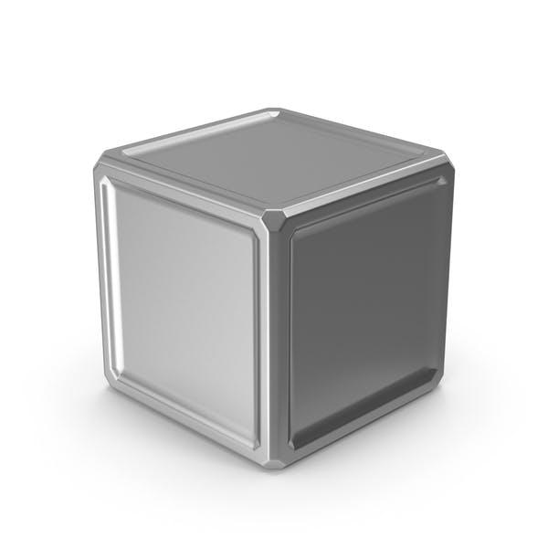 Куб Серебряный