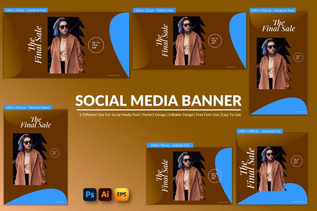 The Final Sale Social Media Banner