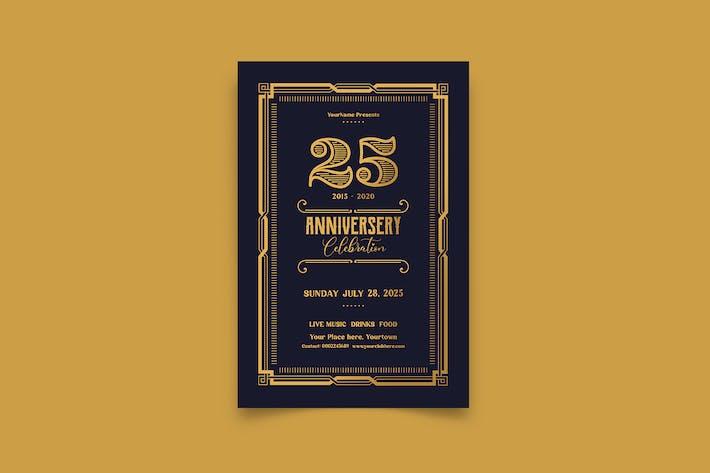 Thumbnail for Einladung zum Gold-Jubiläum