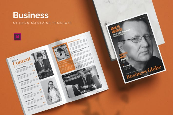 Thumbnail for Business - Magazin