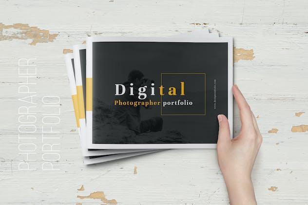 Photographer Portfolio - product preview 14