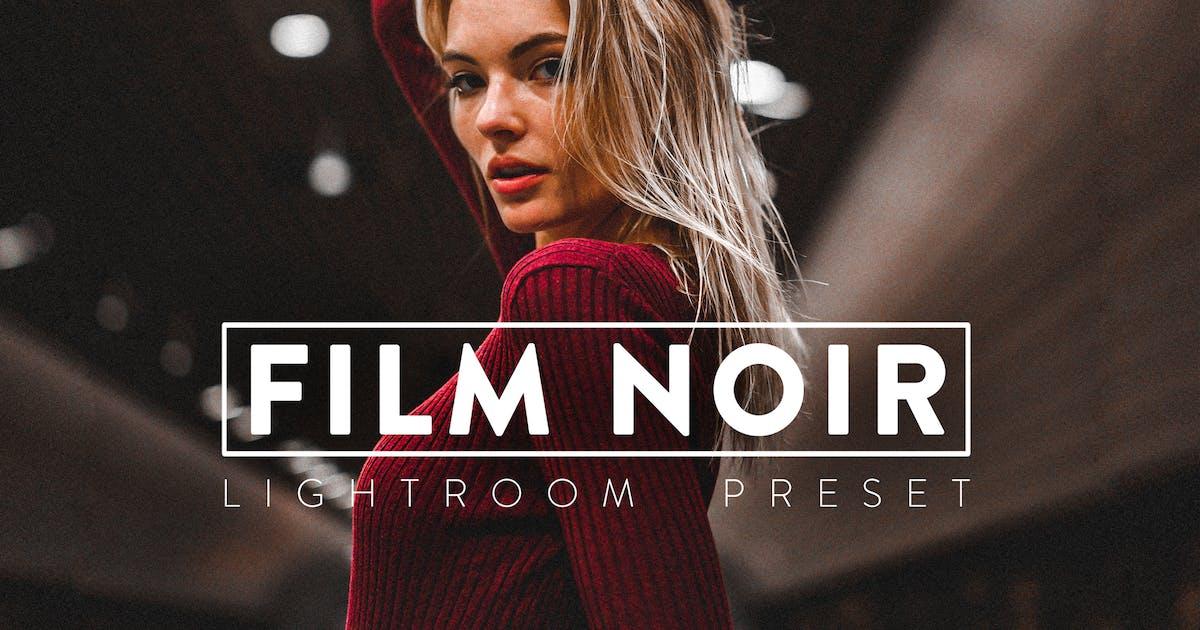 Download 10 Film Noir Lightroom Presets by CCpreset