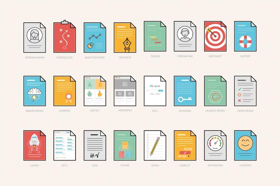 UX Workflow - Documents