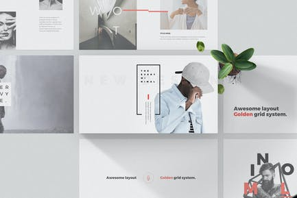 Every - Powerpoint Template