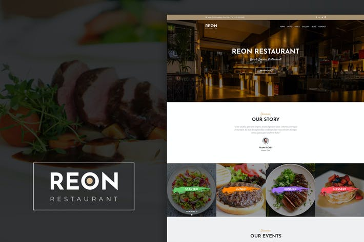 Thumbnail for Reson - Restaurant