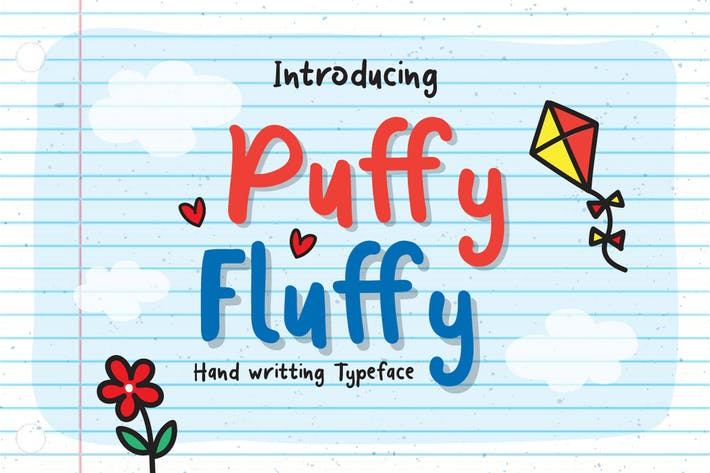 Thumbnail for Puffy Fluffy