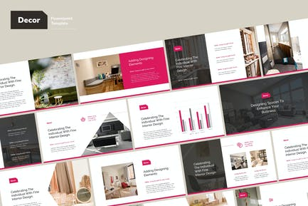 Decor - Architecture & Interior Powerpoint Templat