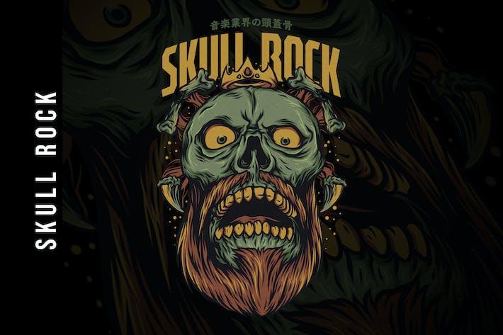 Thumbnail for Skull Rock Design