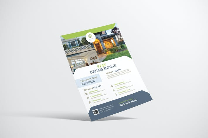 Thumbnail for Property Flyer Design