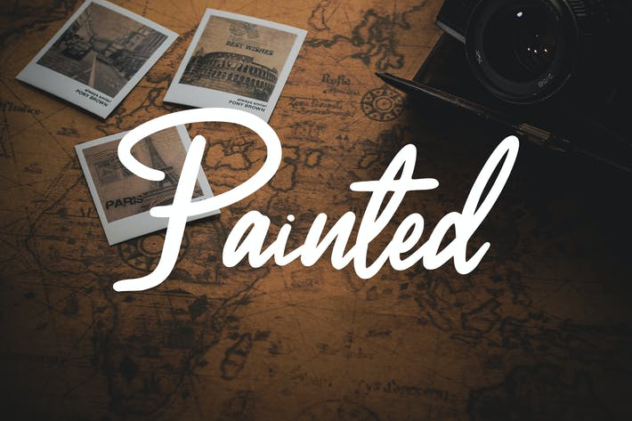 Thumbnail for Painted