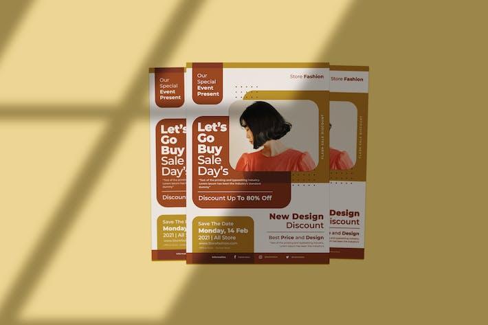 Thumbnail for TagesFlyer für Verkauf