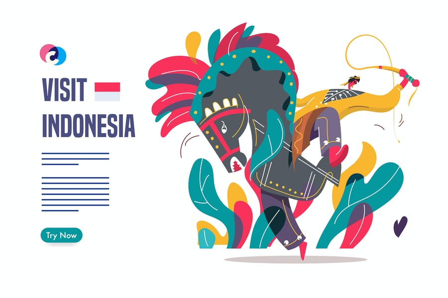 Visit Indonesia Web