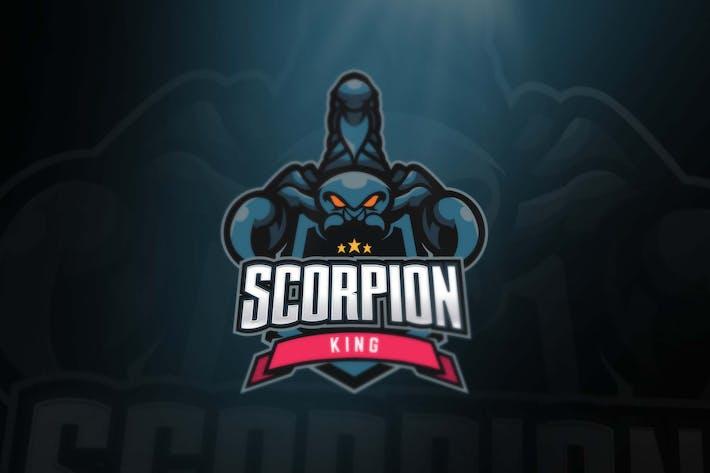 Thumbnail for Scorpion Sport and Esports Logos