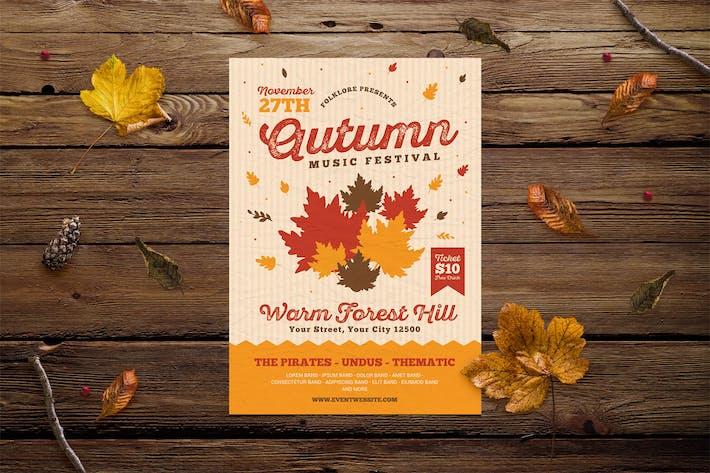 Thumbnail for Autumn Music Festival