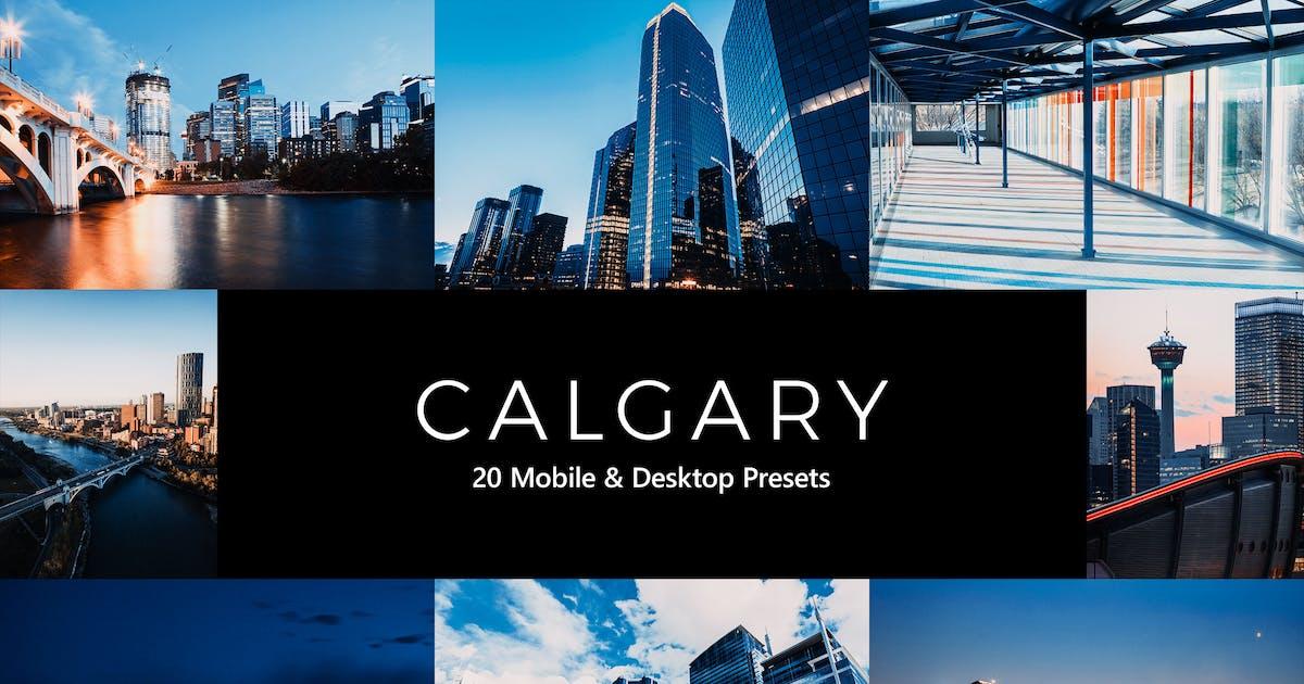 Download 20 Calgary Lightroom Presets & LUTs by sparklestock