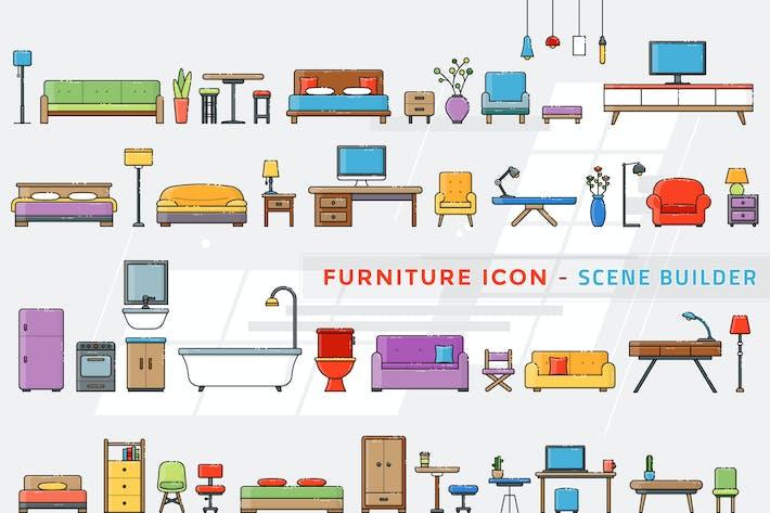 Thumbnail for Furniture & Interior Scene