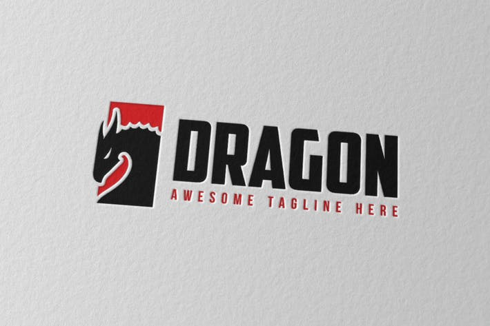 Thumbnail for Dragon Logo 1