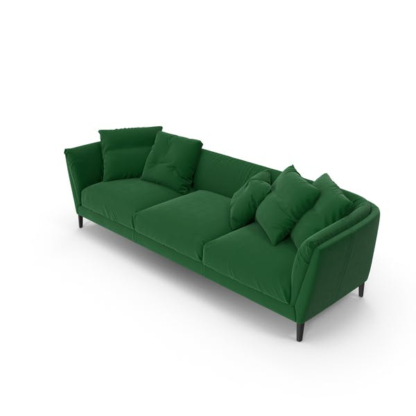 Cover Image for Sofa Grün