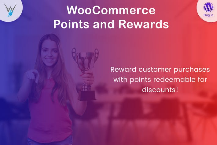 Thumbnail for WooCommerce Points and Rewards - WordPress Plugin