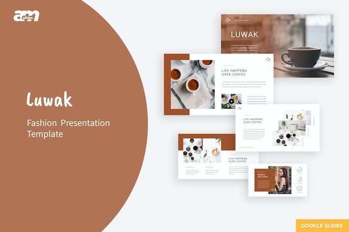 Cover Image For Luwak Google  Slides