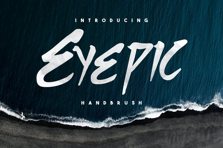 Thumbnail for Eyepic Typeface