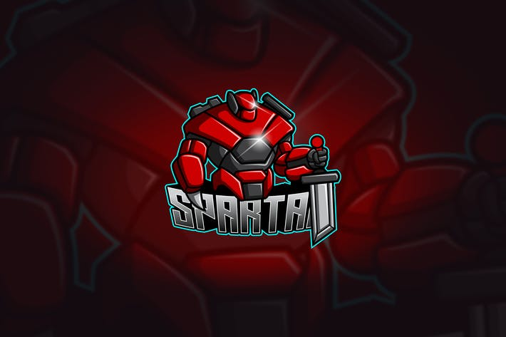 Spartan - Mascot & Esport Logo