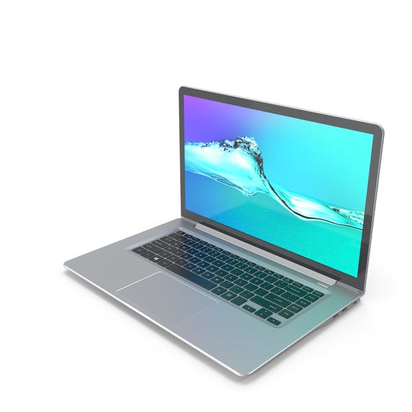 Notebook Generic 15 inch Silver