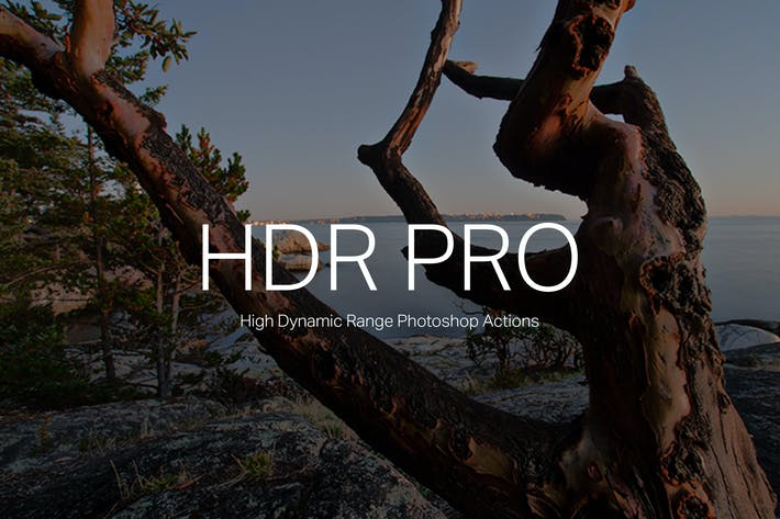 Cover Image For HDR Pro