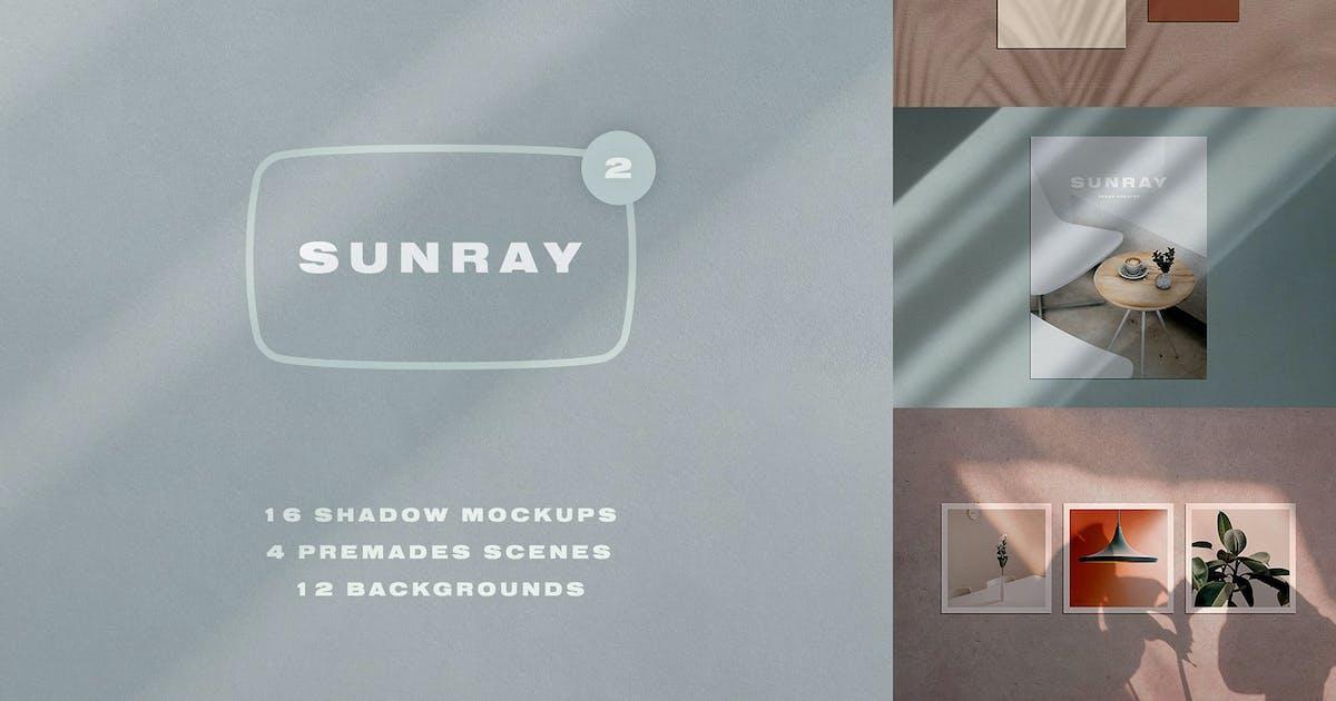 Download Sunray 2 - Stationery Shadow Mockups by Oxana-Milka