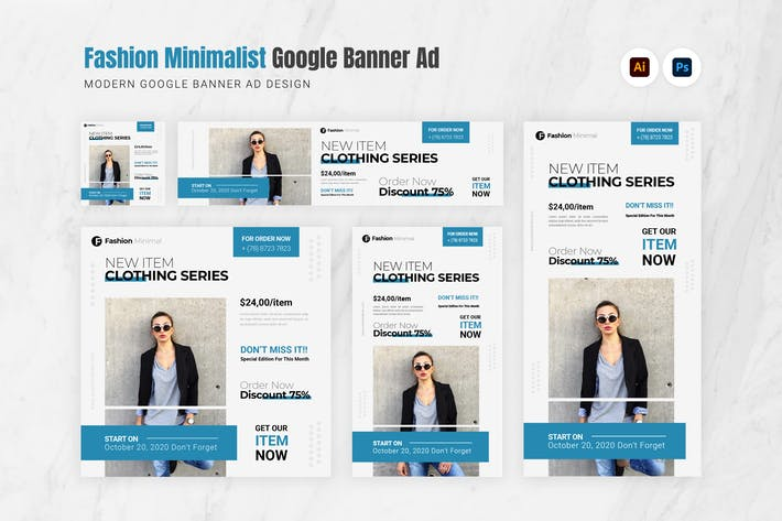 Thumbnail for Mode Minimaliste Google Ads