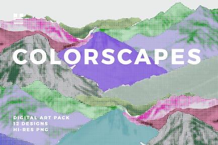 Colorscapes Lite