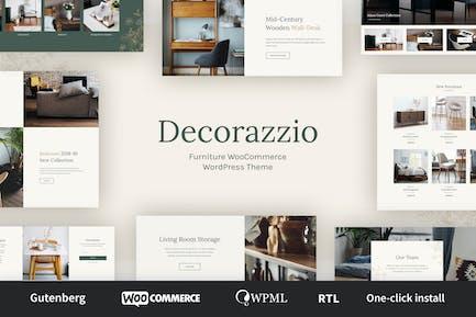 Decorazzio - Interior Design|Furniture Store WP