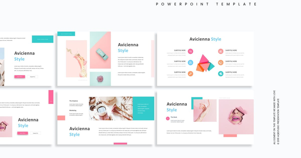 Download Avicienna - Powerpoint Template by aqrstudio