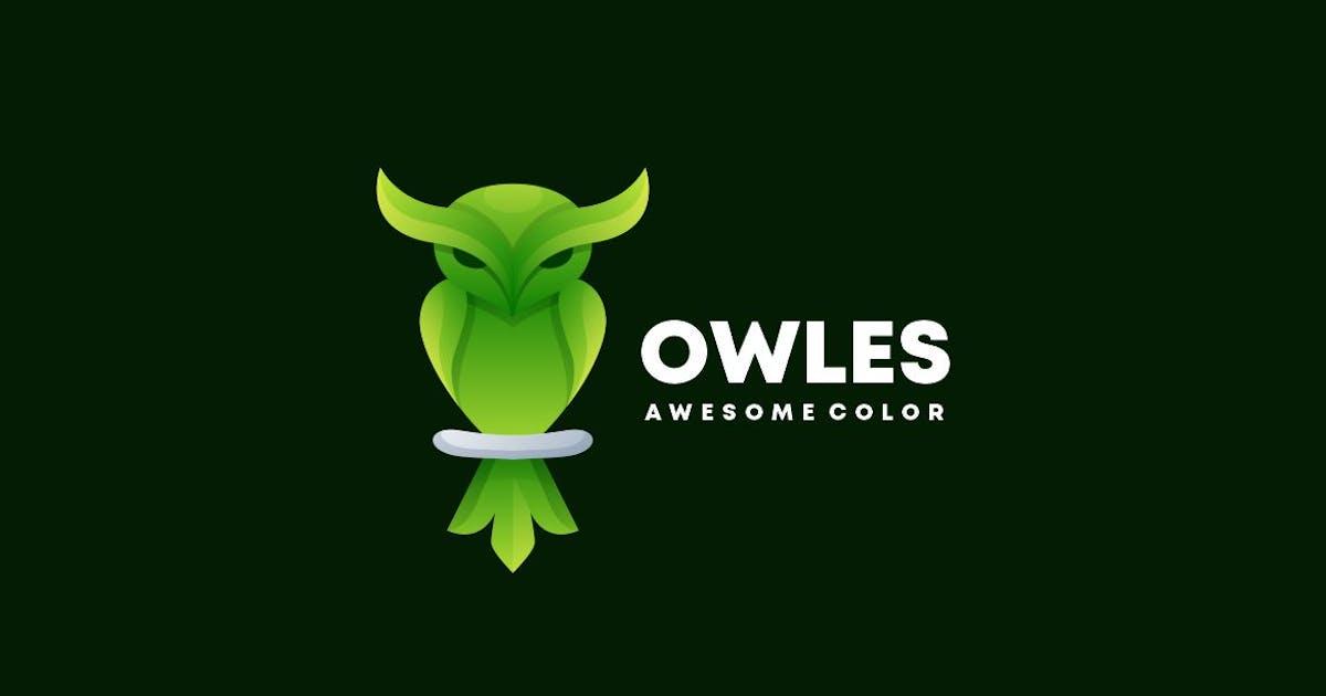 Download Owl Color Logo Design by alonkelakon