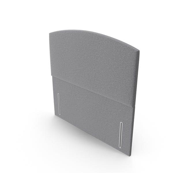 Headboard Grey