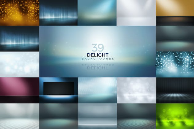 Delight Backgrounds