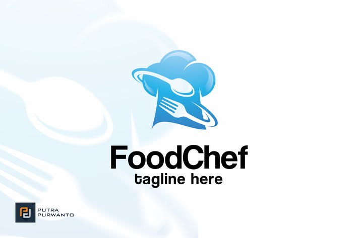 Thumbnail for Food Chef - Logo Template