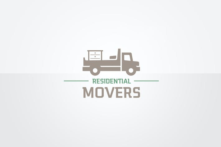 Thumbnail for Moving Services Logo Template
