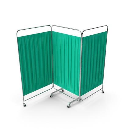 Ward Folding Screen