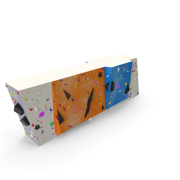 Thumbnail for Small Bouldering Climbing Wall