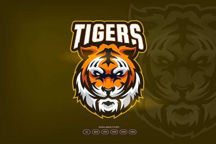 Thumbnail for Tiger Bengal Cat Head